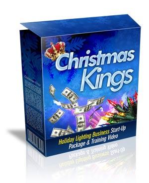Christmas Light Box